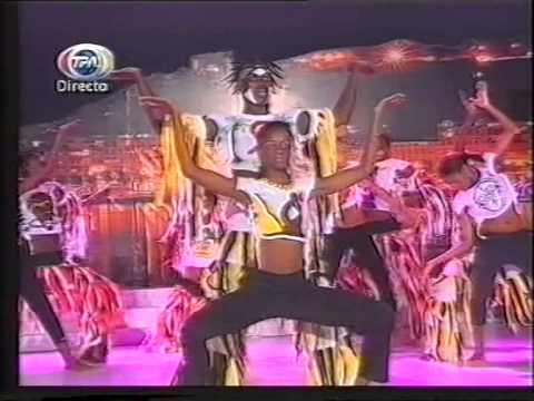 TONY AFRICA GRUPO FITNESS ANGOLA MELHORES MOMENTOS EN SU MEMORIA