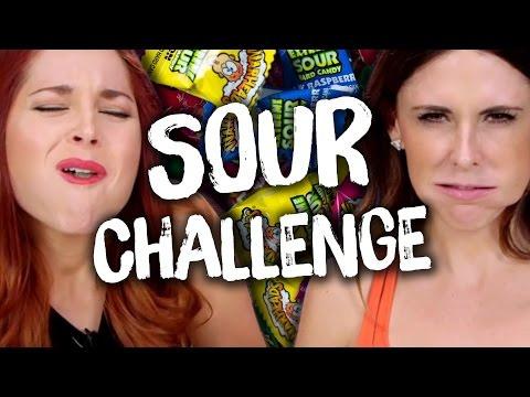 5 EXTREMELY Sour Foods Cheat Day