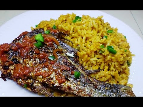 All Nigerian Food | Making Nigerian Delicious Foods