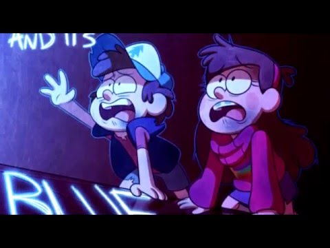 Gravity Falls Colors