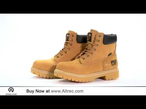 timbs work boots