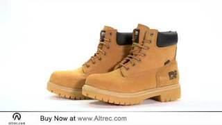 Timberland Pro Men s Direct Attach 6 Inch Steel Toe Work Boots