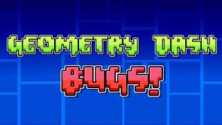 Secret Ways/bugs in RobTop levels | Geometry Dash