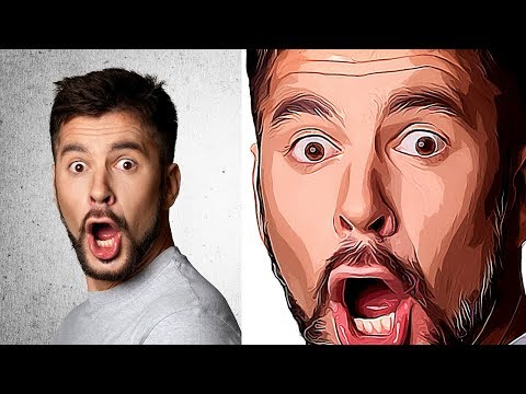 How To Make Vector Art Effect In Photoshop (Without Pen Tool)