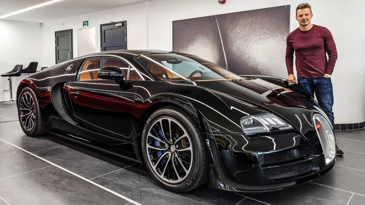 THE REAL COST OF OWNING A BUGATTI!! *REVEALED*