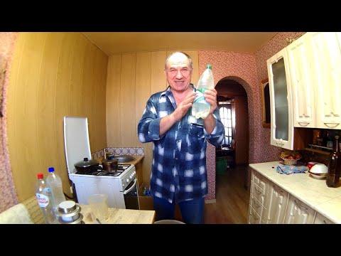 Как сделать шампанское из березового сока!