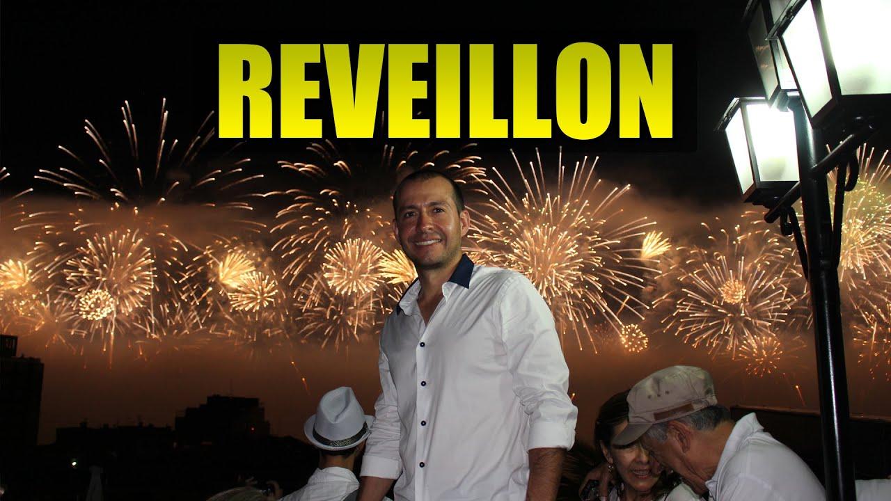 Noche Vieja En Río Historia De La Fiesta Reveillon Y Sus
