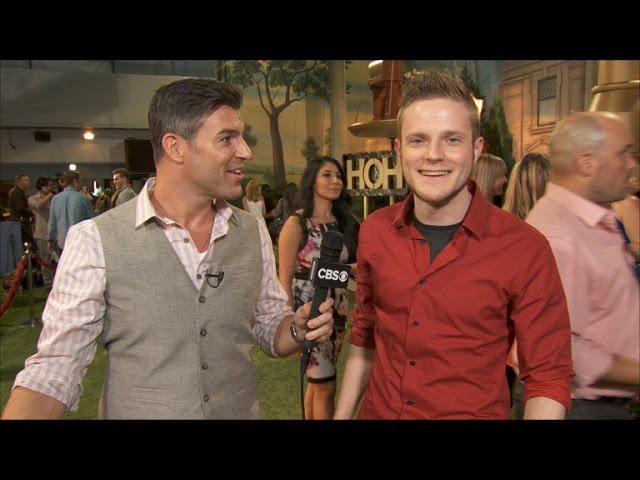 Wonderful Big Brother Backyard Interview Jeff Part - 13: Big Brother 17 Finale Backyard Interviews [VIDEO] U2013 Big Brother Network
