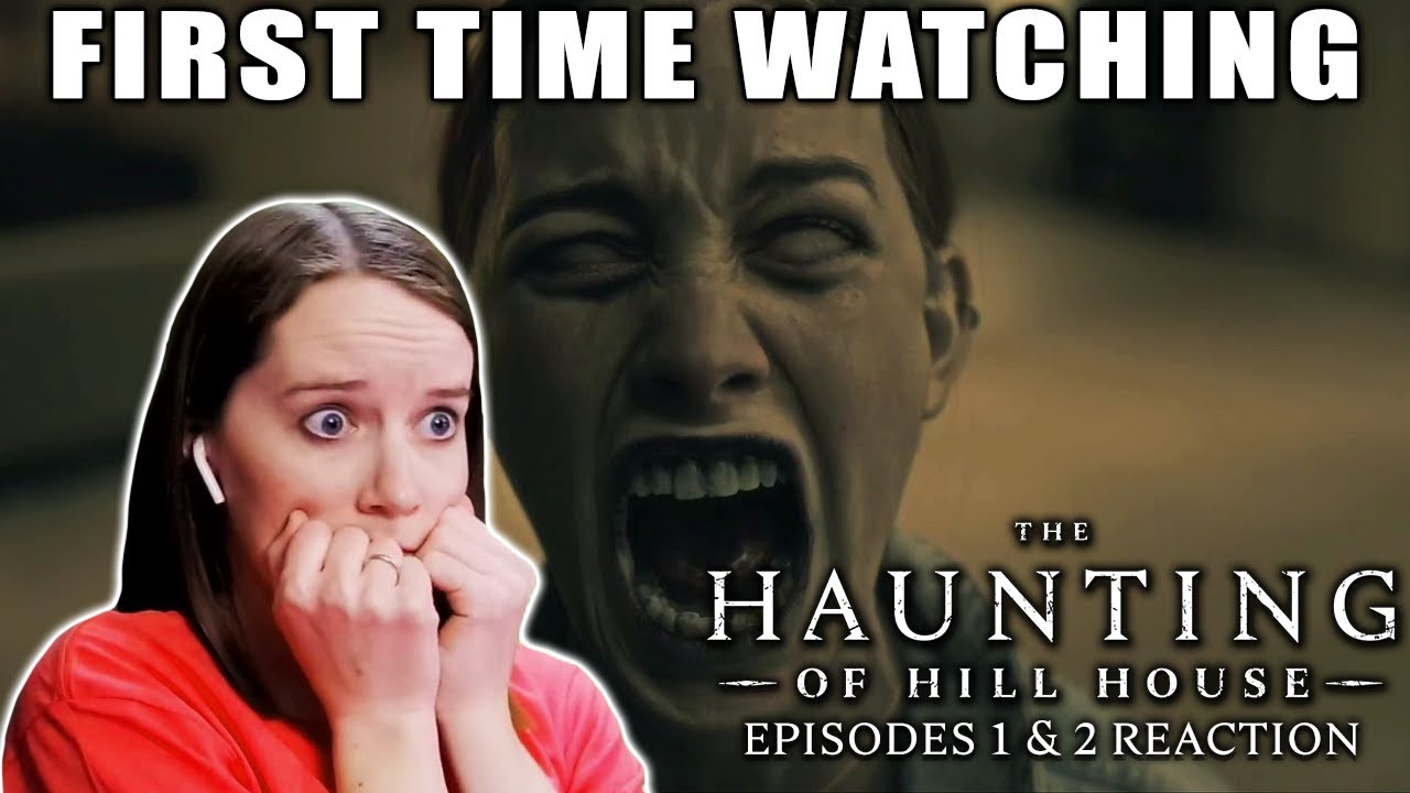 Download The Haunting of Hill House   Episodes 1 & 2   TV Reaction   The Scariest Thing We've Watched Yet!