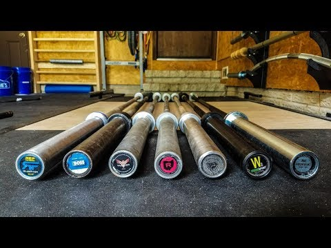 The Best Barbell! (for Most People)