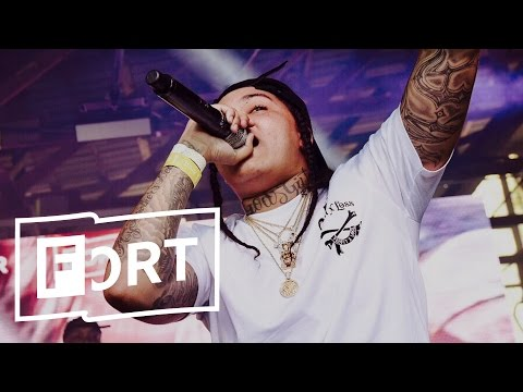 Young M.A - OOOUUU - Live at The FADER...