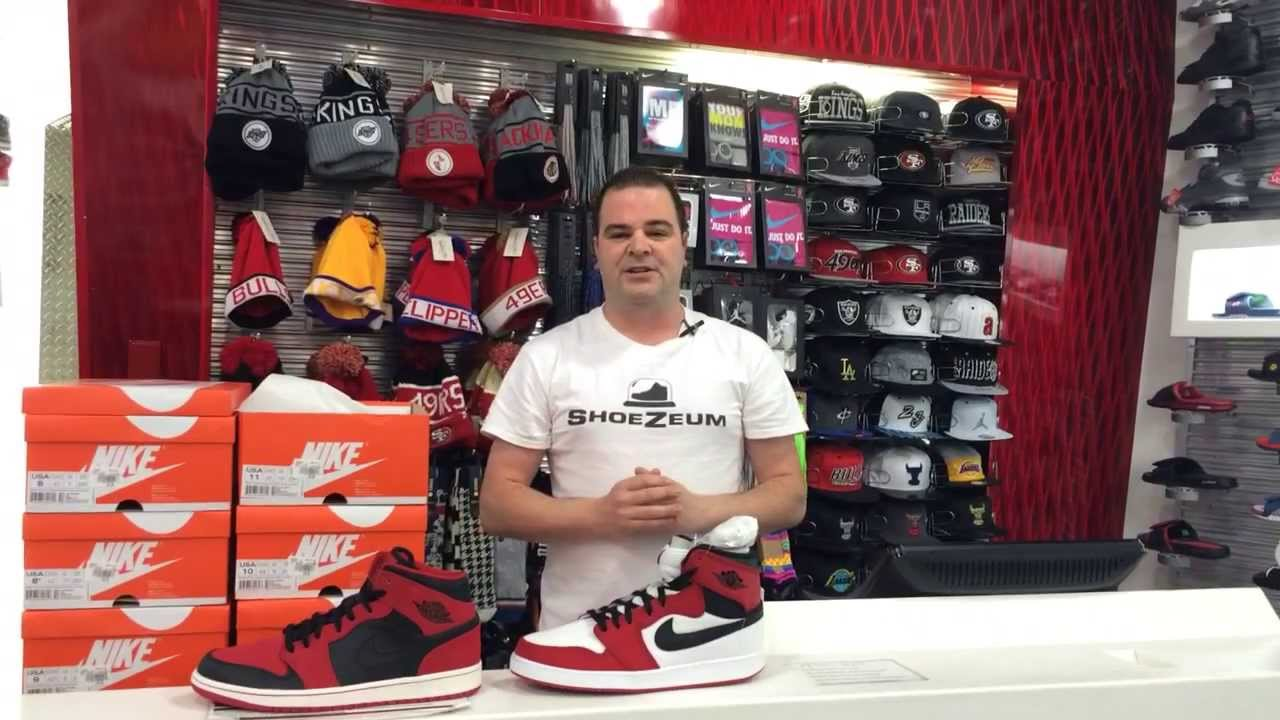 jordan 1 shoe palace