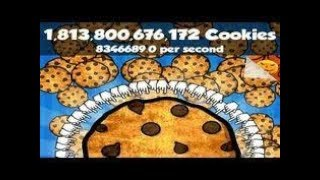 COOKIE CLICKER HACK! UNLIMITED COOKIES! (check description on full details)