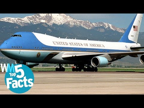 Top 5 Surprising Facts about Air Force One