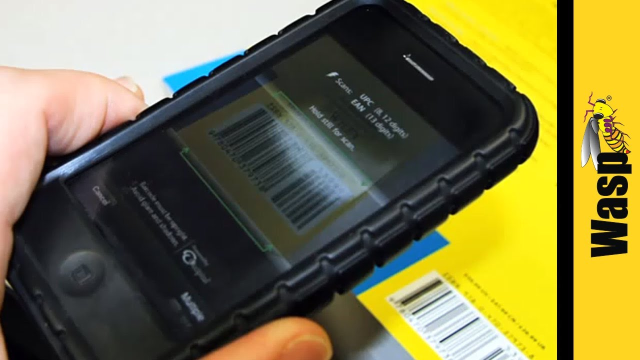5 smart phone barcode scanner apps