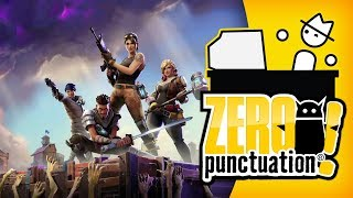 Fornite: Battle Royale and Dusk (Zero Punctuation) (Video Game Video Review)