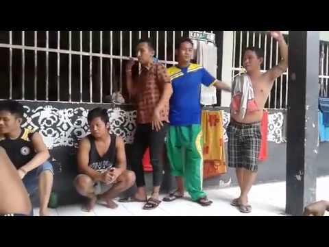 Potret Lagu penyesalan Narapidana live dari Penjara