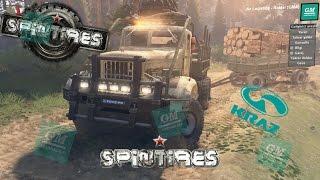 SpinTires - Kraz 214 (Yaaz 214) 18.01.17 Sürümü (Download Link)