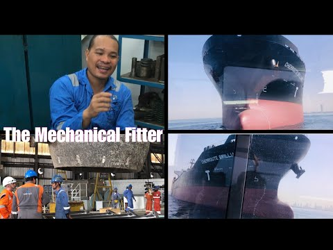 Mechanical Fitter   My 12 Years