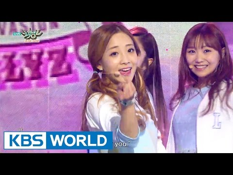Download Mp3 lagu Lovelyz - For You | 러블리즈 - 그대에게 [Music Bank HOT Stage / 2015.12.18] terbaik
