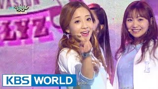 Lovelyz - For You | 러블리즈 - 그대에게  Music Bank Hot Stage / 2015.12.18