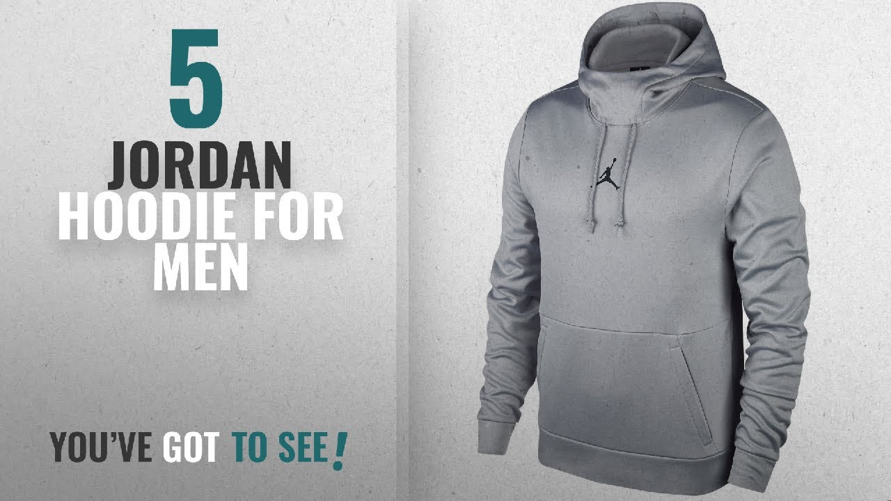 762d0df7a874 Top 10 Jordan Hoodie  2018    Jordan 23 Alpha Men s Pullover ...