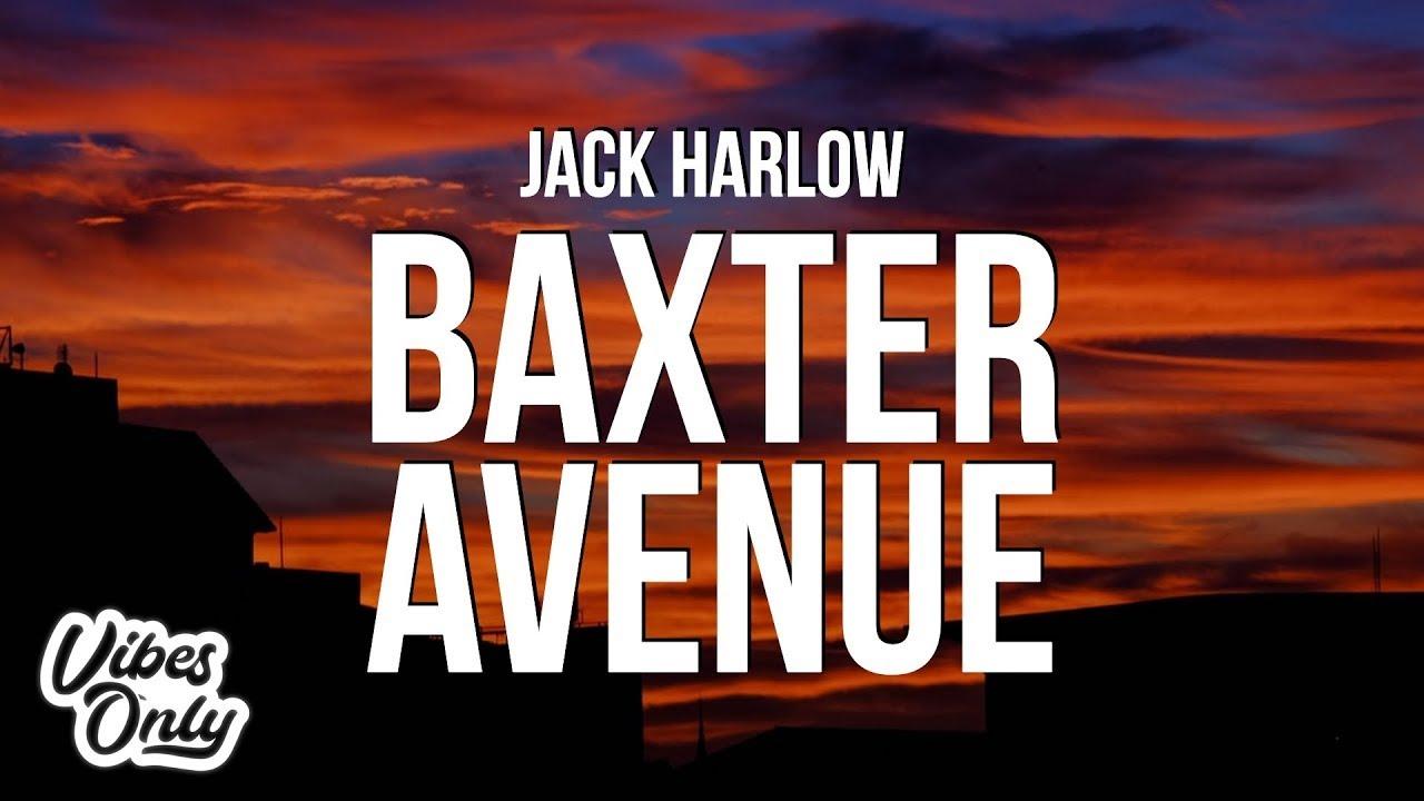 Download Jack Harlow - Baxter Avenue (Lyrics)
