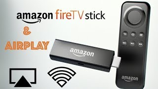 How To Mirror Ios Devices To The Fire Tv Via Airplay Youtube