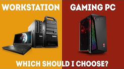 Workstation vs Gaming PC   Which Should I Choose? [Simple Guide]