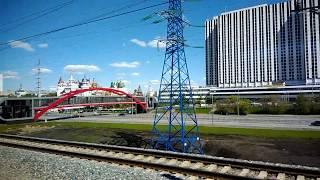 . Москва. Восток-Север-Запад. Московское центральное кольцо. Внешняя сторона