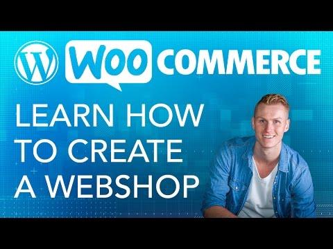 WordPress E-commerce tutorial | WooCommerce