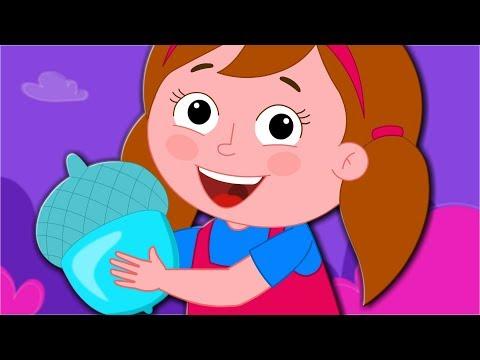 Little Nut Tree | Kindergarten Nursery Rhymes | Songs For Kids | Videos For Toddlers  By  Kids Tv