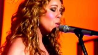 Mariah Carey - I Only Wanted (at Fantástico)