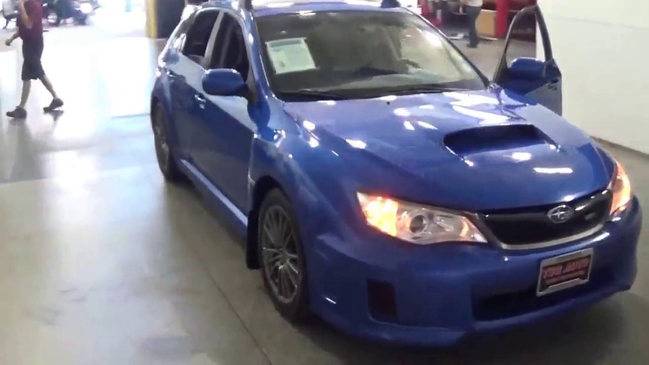Used Subaru Denver >> 2012 Subaru Impreza Wrx Used Parker Denver Metro Co Tsgauto Com