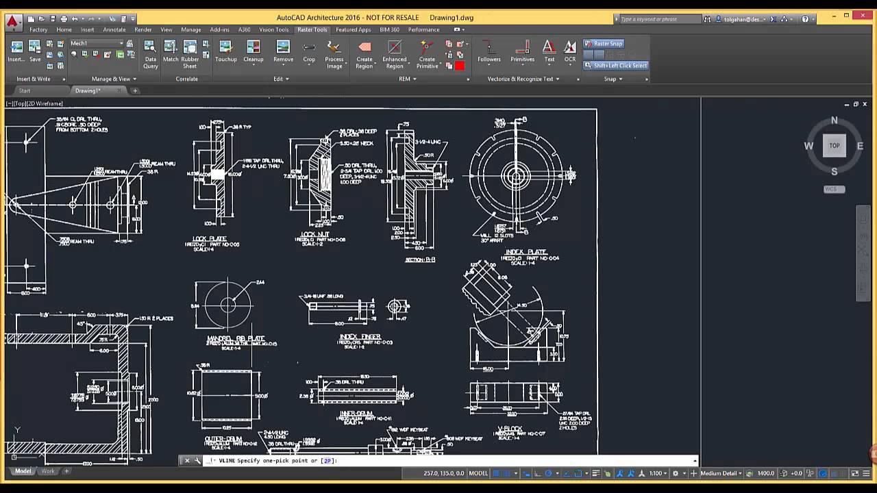 Autodesk AutoCAD Raster Design 2015 64 bit