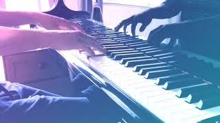 Gambar cover ピアノで「Aurora」BUMP OF CHICKEN