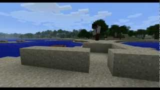Minecraft Bible Story: The Wise and Foolish Builders