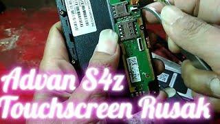 Advan S4z Touchscreen rusak