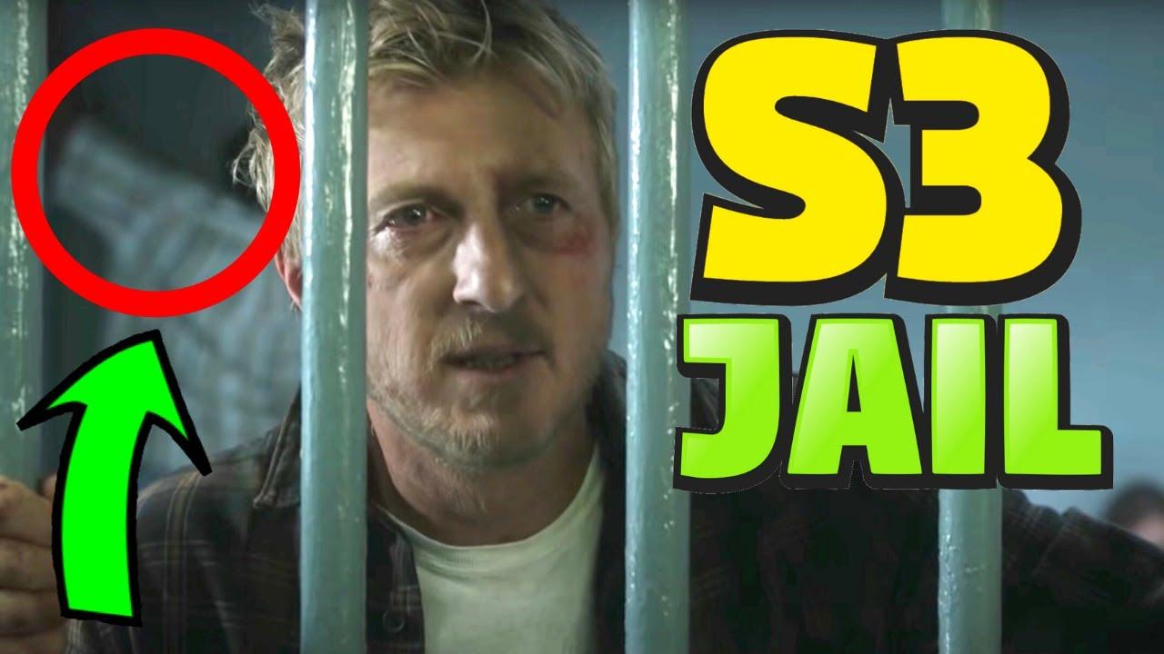 WHY IS JOHNNY IN JAIL IN COBRA KAI SEASON 3?!