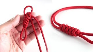 FASTEST and EASIEST Method to Tie Snake Knots | Tibetan Snake Knots Tutorial