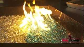 Outdoor Fire Pits, Fire Glass And Fire Rings At Bbq Island