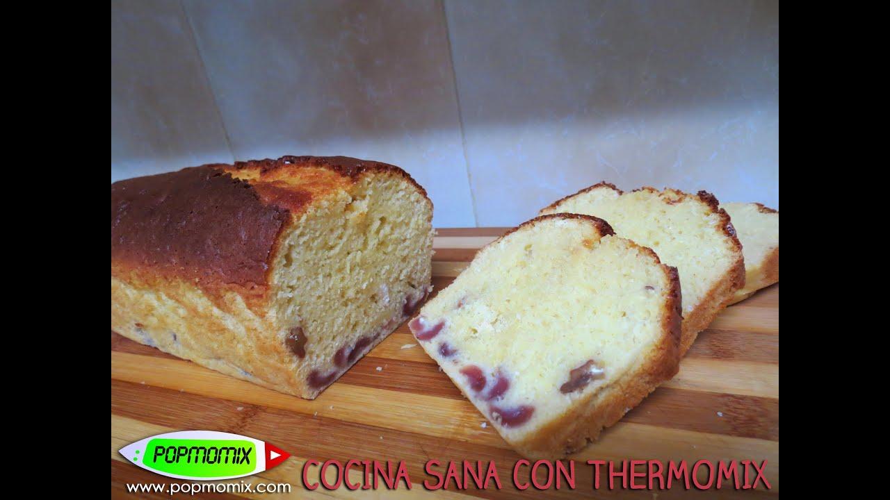 bizcocho con levadura de panader a fresca cocina sana