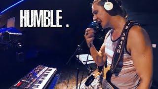 Kendrick Lamar - HUMBLE, live guitar cover