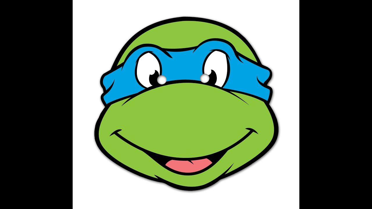 how to draw ninja turtle in 5 minutes so easy youtube rh youtube com ninja turtle clipart free ninja turtle clipart head vector