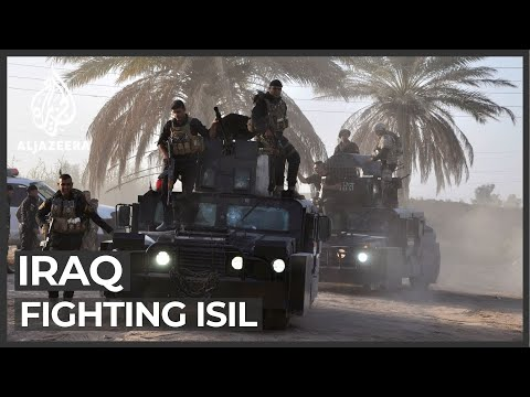 Iraq forces continue fight against ISIL without US air support