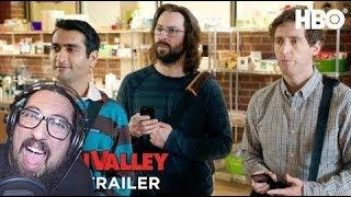 Silicon Valley Season 5 Official Teaser (2018) - REACTION