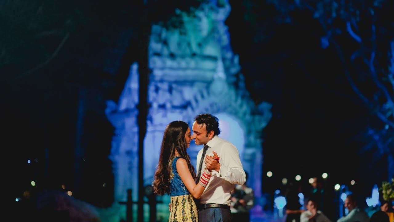 { Chiang Mai } Kam \u0026 Arun |  Sikh Indian Wedding Highlight, Dhara Dhevi Chiang Mai