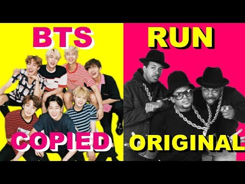 STOLEN KPOP SONGS - BTS AND MORE - ORIGINAL VS COPIED PART 2