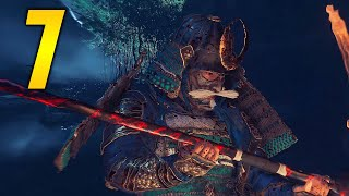 Ghost of Tsushima - Part 7 - THE CURSE OF UCHITSUNE (Gameplay Walkthrough, Let's Play)