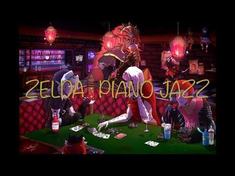 The Legend Of Zelda - JAZZ PIANO Compilation